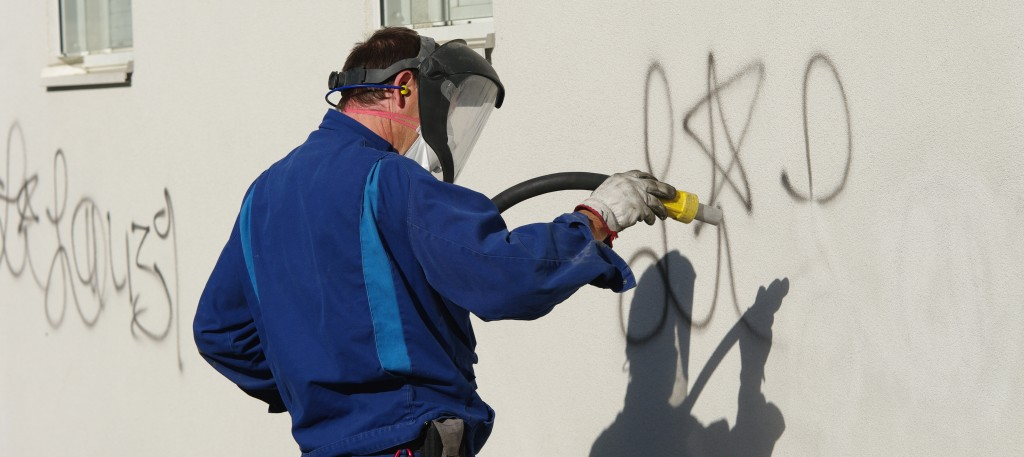 Graffiti Removal Leicester
